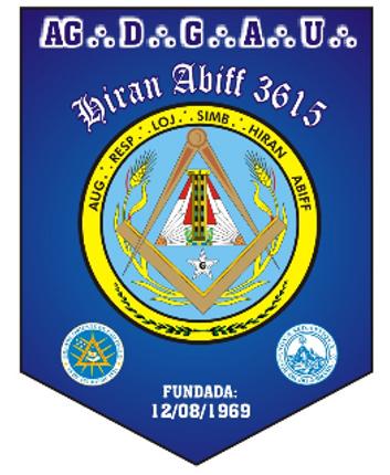 Loja Hiran Abiff - 3615