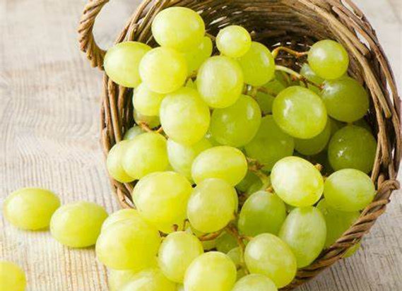 Certified Organic Sultana Grapes