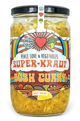 PVL Super-Kraut Bush Curry 580g