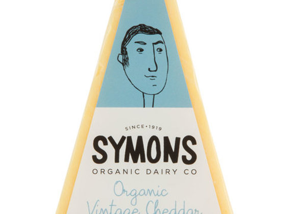 Symons Organic Vintage Cheddar 150g