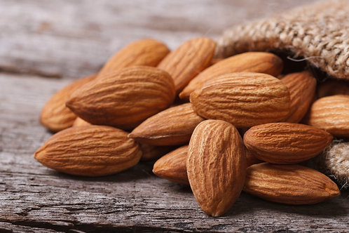Certified Organic Almonds RAW