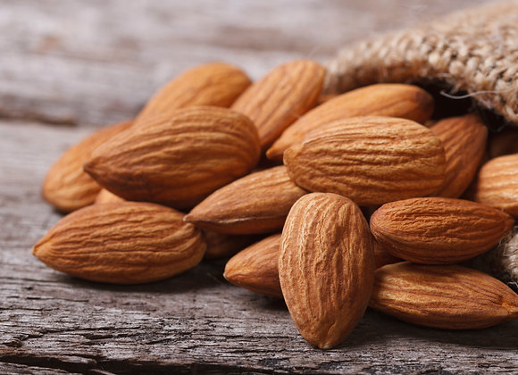 Certified Organic Almonds RAW