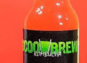 Scoo Brew Kombucha Raspberry
