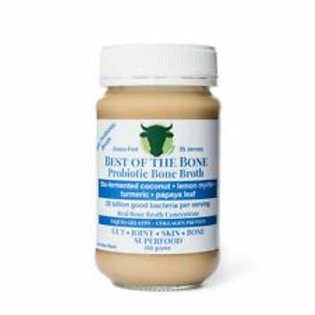 Best of the Bone Bio-fermented Cocnut, Lemon Myrtle, Tumeric, Papaya Leaf