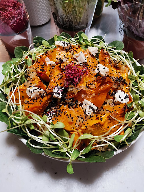 Mixed Salad - Choose between salads and add them together!