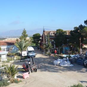 Los traperos de Emmaüs, Murcia