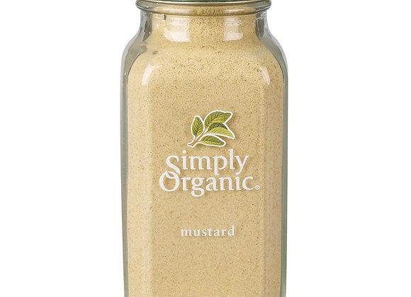 Simply Organic Mustard 87g