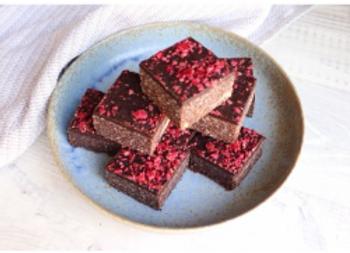 Nourshing by Sally KETO Chocolate Fudge Slice