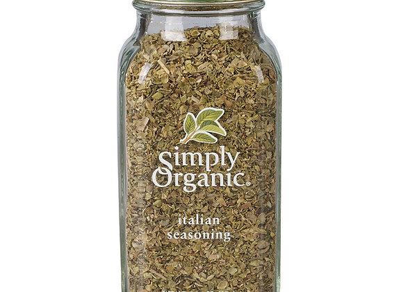 Simply Organic Italian Seasoning 27g