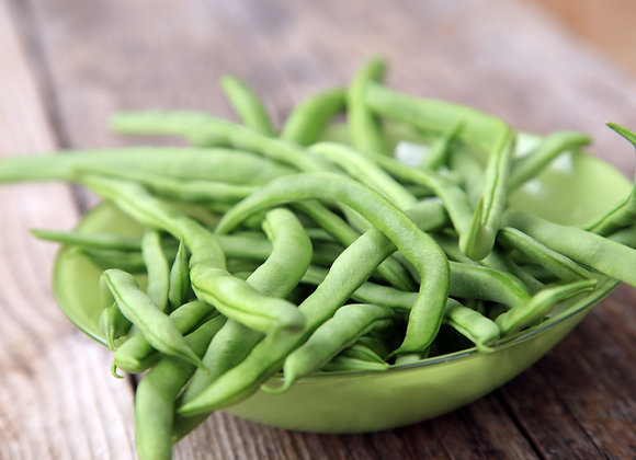 Certified Organic Green Beans