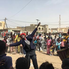 Bilan artistique du Sénégal