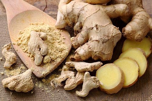 Certified Organic Mature Ginger