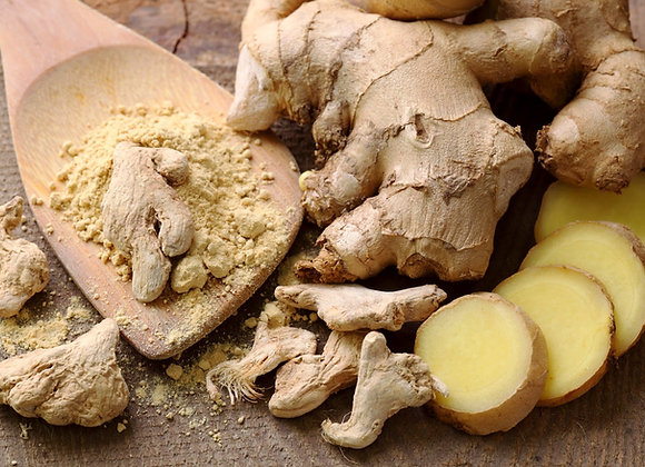 Certified Organic Mature Ginger