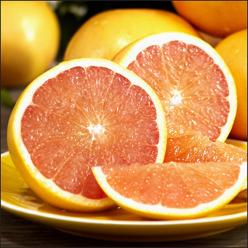 Certified Organic Ruby Grapefruit