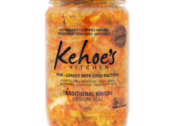 Kehoe's Kim Chi Traditional