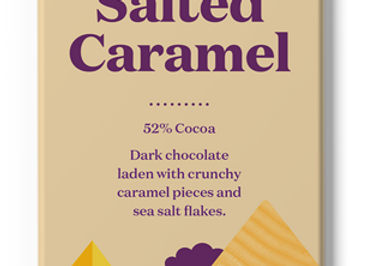 Pico Vegan & Organic Salted Caramel Chocolate