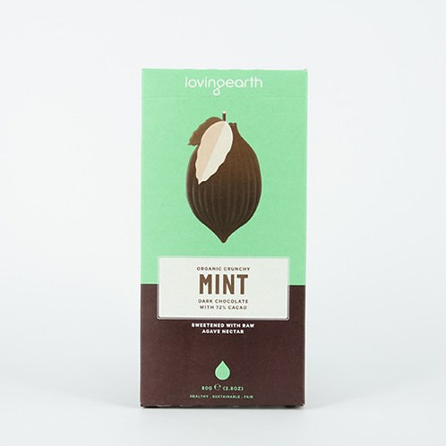 Loving Earth Organic Mint Chocolate