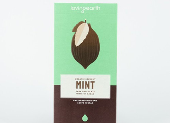 Loving Earth Organic Mint Chocolate