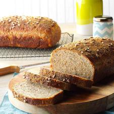 Sunflower Rice Bread