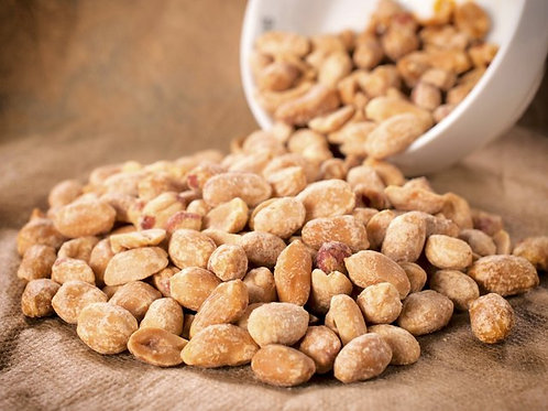 Certified Organic Peanuts Dry Roasted
