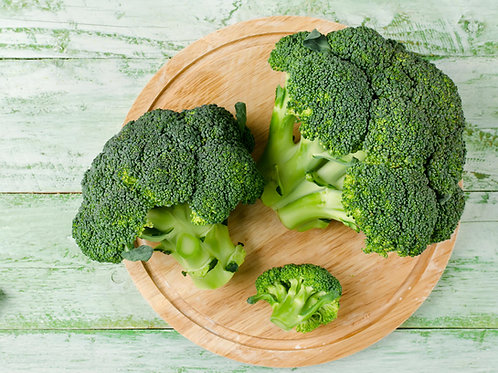 Cetified Organic Broccoli