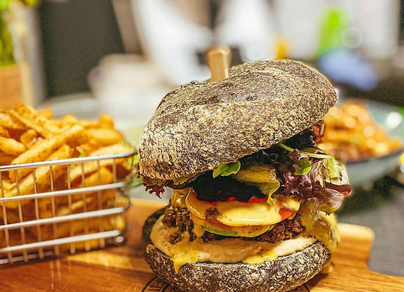 Falafel Burger (GFO)