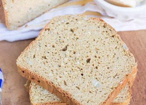 Britts Organic Gluten Free Quinoa Bread 850g