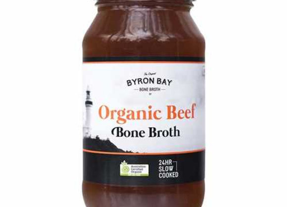 Byron Bay Organic Beef Bone Broth