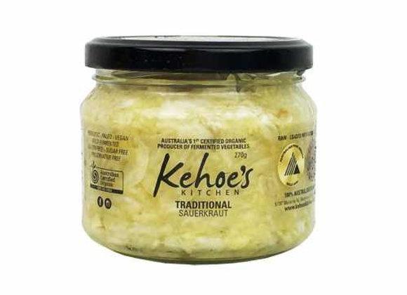 Kehoe's Traditional Sauerkraut