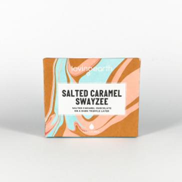 Loving Earth Organic Salted Caramel Swayzee