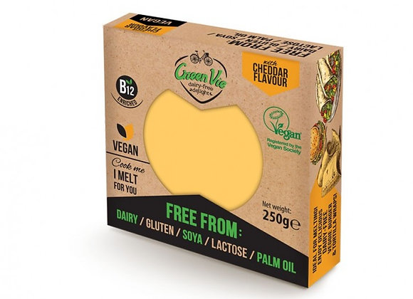 Vegan Cheddar Flavour 250g Block