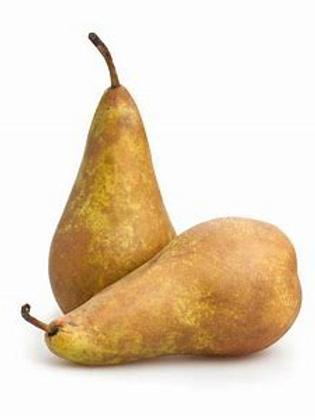 Certified Organic Brown Pears