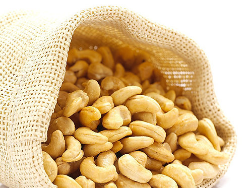 Certified Organic Cashews RAW