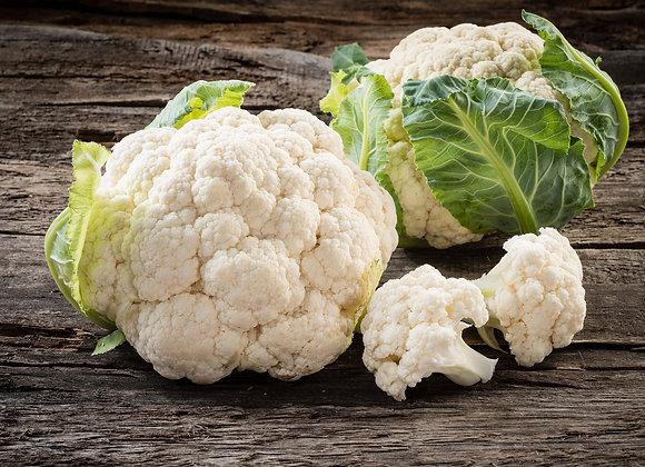 Certified Organic Cauliflower