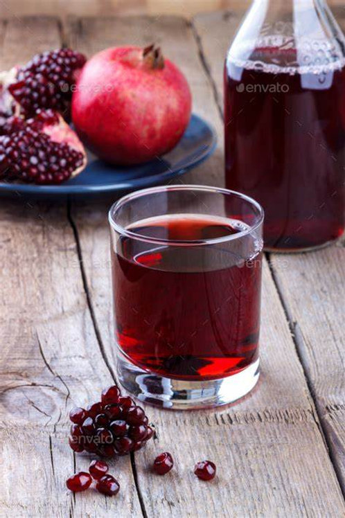 500ml Raw Cold-Pressed Pomegranate Juice