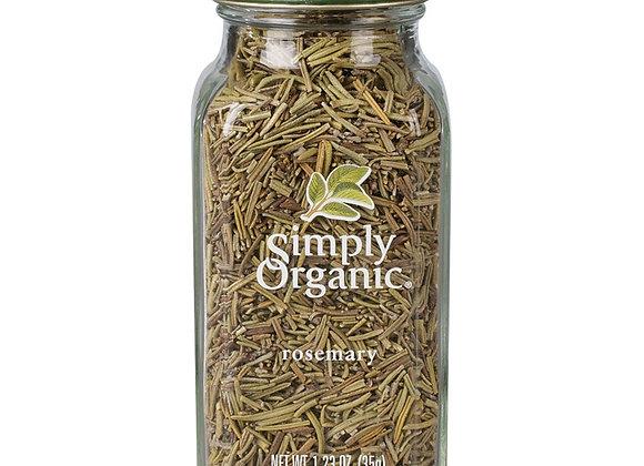 Simply Organic Rosemary 35g