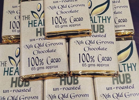 The Healthy Hub 100% Cacao Chocolate