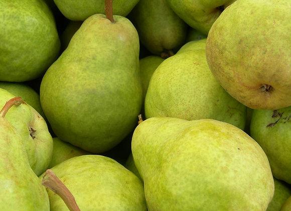 Certified Organic Packham Pears