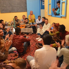 Mirleft, traditions et culture Amazigh