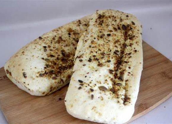 Britts Organic Gluten Free Turkish Bread Dukkah 300g