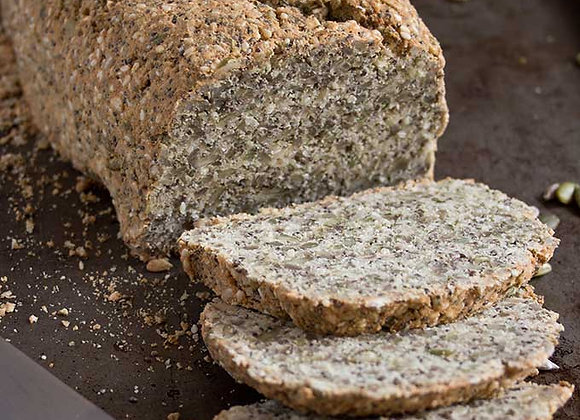Almond Road Gluten Free Paleo Bread Seeded (V) 720g