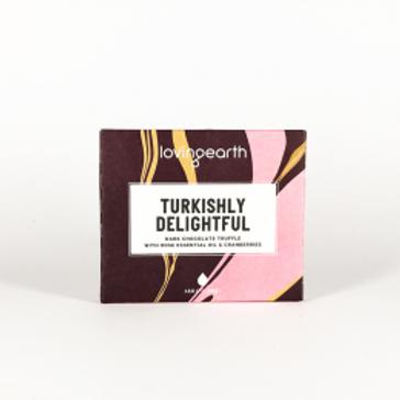 Loving Earth Organic Turkishly Delightful Chocolate