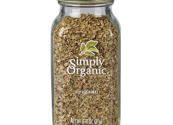 Simply Organic Oregano 21g