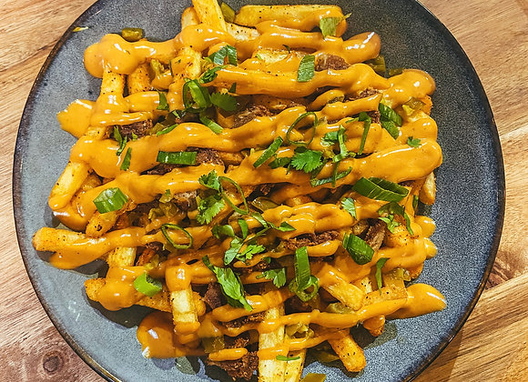 Loaded Chick'n Fries