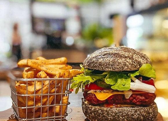 Pickled Plant Burger