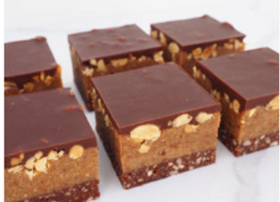 Nourishing by Sally Snickers Slice