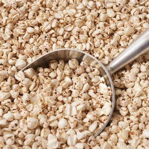 Certified Organic Buckwheat Puffs