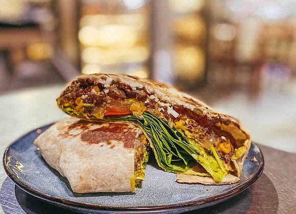 The Hub Crunch Burrito (GFO)