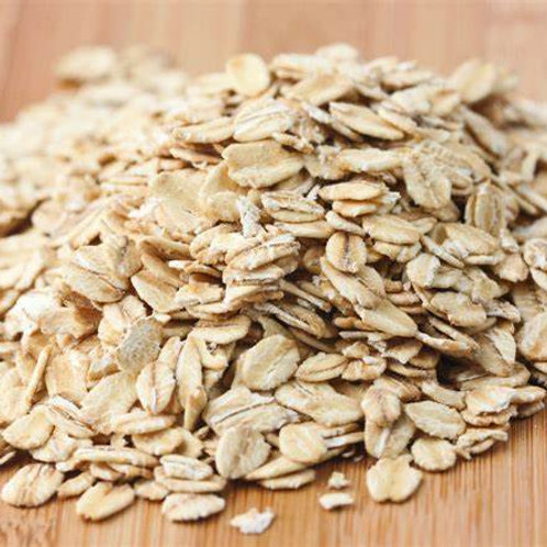 Certified Orgnaic Rolled Oats