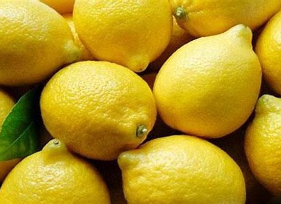 Certified Organic Premium Lemons